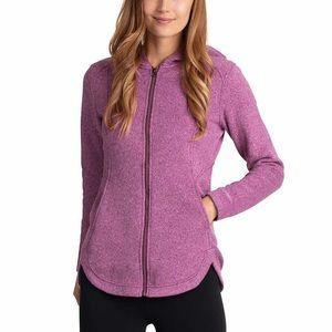 Eddie Bauer Sweater Fleece Full Zip Jacket